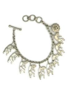 Kokopelli Charm Bracelet