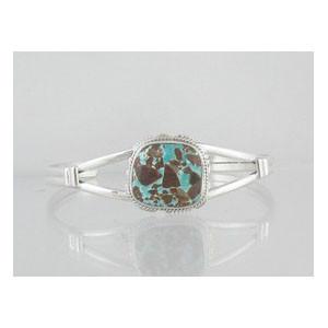 Natural Royston Boulder Turquoise Bracelet
