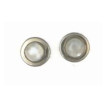Sterling Silver Moon Stone Earrings