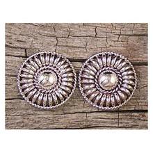 Tom Charley Sterling Silver Earrings