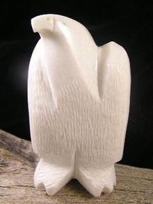 Large Eagle Fetish Carving