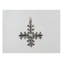 Sterling Silver Cross Pendant (PD0129)