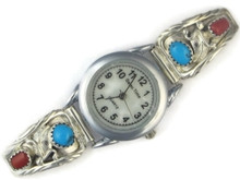 Turquoise & Coral Watch (WTH528)