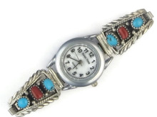 Turquoise & Coral Watch (WTH534)