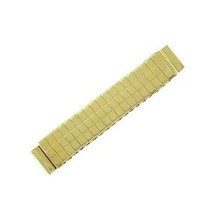 Replacement Gold Stretch Watch Band - Mens Speidel