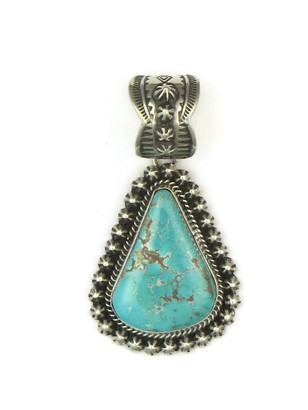Pilot mountain turquoise gem pendant by happy piaso southwest pilot mountain turquoise gem pendant by happy piaso aloadofball Gallery