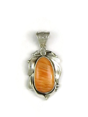 Spiny Oyster Shell Pendant by Les Baker Jewelry (PD3746)