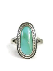 Royston Turquoise Ring Size 7 by Jake Sampson