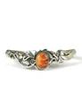 Spiny Oyster Shell Bracelet by Les Baker Jewelry