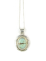 Natural Dry Creek Turquoise Pendant (PD4801)