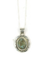 Natural Dry Creek Turquoise Pendant (PD4803)