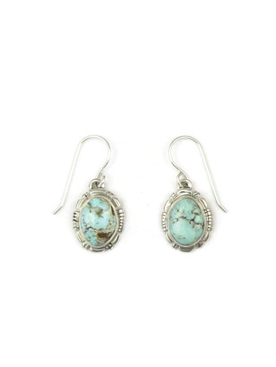 Natural Dry Creek Turquoise Earrings (ER4484)