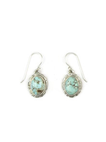 Natural Dry Creek Turquoise Earrings (ER4484)