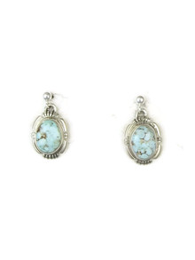 Natural Dry Creek Turquoise Earrings (ER4486)