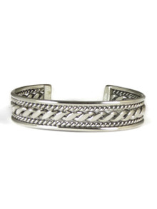 Sterling Silver Bracelet by Elaine Tahe (BR4107)