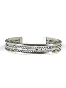 Sterling Silver Bracelet by Elaine Tahe