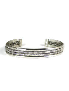 Sterling Silver Bracelet by Elaine Tahe (BR4109)