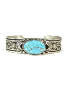 Kingman Turquoise Bracelet by Happy Piaso