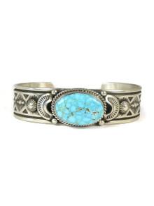 Kingman Turquoise Bracelet by Happy Piaso