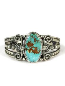 Pilot Mountain Turquoise Bracelet by Derrick Gordon