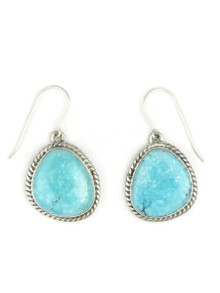 Sierra Nevada Turquoise Earrings by Samson Jake