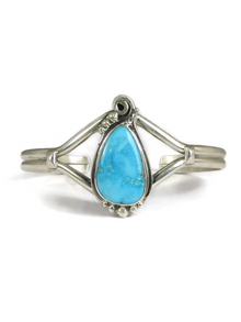 Turquoise Mountain Bracelet by Lucy Valencia