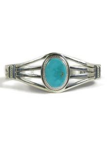 Sierra Nevada Turquoise Bracelet by Lucy Valencia