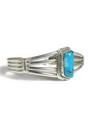 Candalaria Turquoise Bracelet by Thomas Valencia