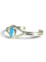 Candalaria Turquoise Bracelet by Collier Nelson