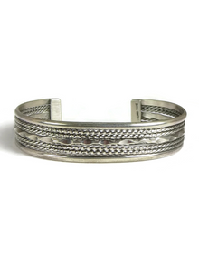 Sterling Silver Bracelet by Evelyn Tahe