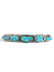 Royston Turquoise Row Bracelet  by Happy Piaso