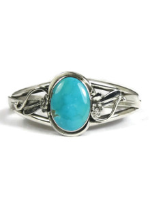 Sleeping Beauty Turquoise Bracelet by Jim Spence
