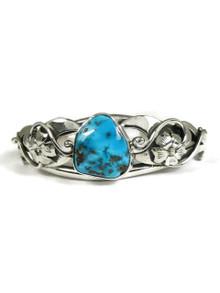 Kingman Turquoise Bracelet by Les Baker Jewelry (BR6010)