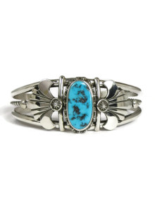 Kingman Turquoise Bracelet by Fritson Toledo