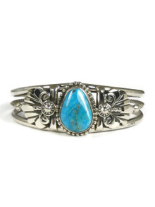 Sleeping Beauty Turquoise Bracelet by Friston Toledo