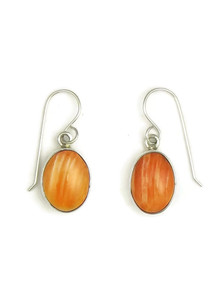 Spiny Oyster Shell Earrings by Shirley Henry (ER3417)