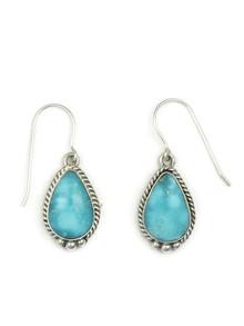 Sierra Nevada Turquoise Earrings by Margaret Platero (ER3450)