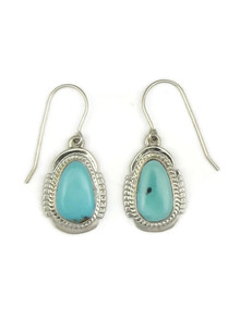 Candalaria Turquoise Earrings by Jake Sampson