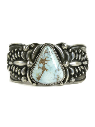 Dry Creek Turquoise Cuff Bracelet by Darryl Becenti (BR4149)