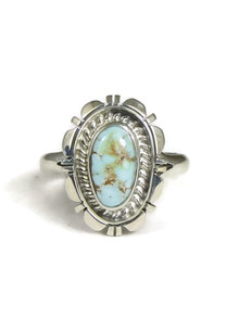 Dry Creek Turquoise Ring Size 9 (RG3643)