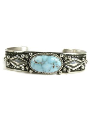 Dry Creek Turquoise Bracelet by Happy Piaso (BR4719)