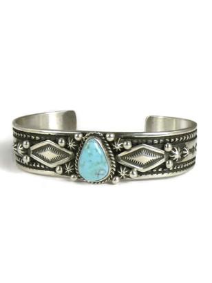 Dry Creek Turquoise Bracelet by Happy Piaso (BR4720)