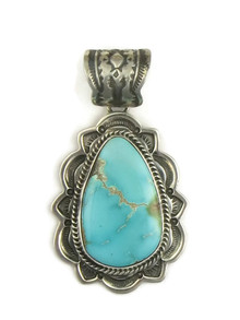 Royston Turquoise Pendant by Happy Piaso (PD3351)