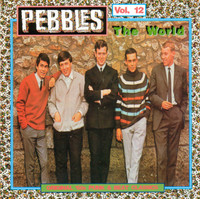 PEBBLES - Vol 12 - Comp CD