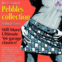 ESSENTIAL PEBBLES Vol. 2  DBL Comp CD