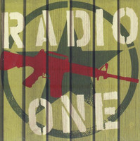 RADIO ONE  -ST  ( 77 style a la early Clash-old school sound with high energy) CD