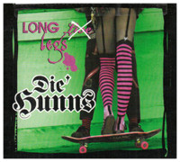 HUNNS / DUANE PETERS  - Long Legs Enhanced  digi CD with video   CD's