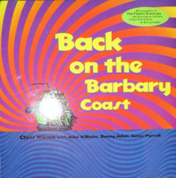 FLAMIN GROOVIES - BACK ON THE BARBARY COAST w. Charlatans  LAST COPIES! CD