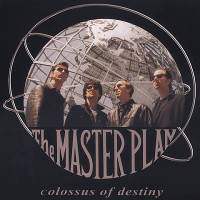MASTER PLAN -Colossus Of Destiny (W Andy Shernoff & Fleshtones members) promo CD