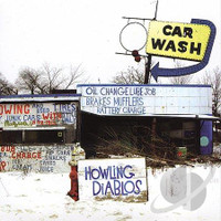 HOWLING DIABLOS - Car Wash  (Iggy / Mc5 style)CD